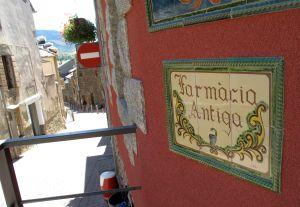 Llívia beherbergt die Reste der wohl ältesten Apotheke Europas.