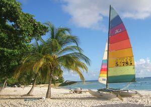 Barbados ist auch ein Paradies für Segler und Surfer.
